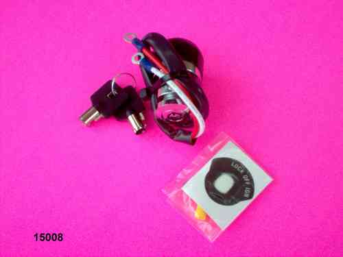 ROUND KEY IGNITION SWITCH